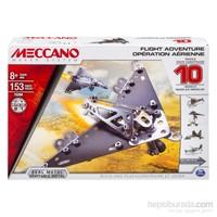 Meccano Meccano 10 Model Set
