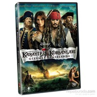 Pirates Of The Carribean 4: On Strangers Tıdes (Karayip Korsanları 4: Gizemli Denizlerde) (DVD)