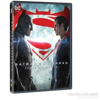 Batman Vs Süperman: Dawn Of Justice (Batman V Süperman: Adaletin Şafağı) (DVD)