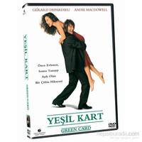 Green Card (Yeşil Kart) (DVD)
