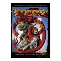 Ejderha Mızrağı: Güz Alacakaranlığının Ejderhaları (Dragonlance: Dragons Of Autumn Twilight)