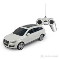 Rastar Audi Q7 Uzaktan Kumandalı Jeep 1:24 / Beyaz