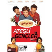 Sexy Boys (Ateşli Gençler) ( DVD )