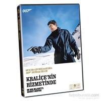 On Her Majesty's Secret Service (Kraliçenin Hizmetinde) (James Bond) ( DVD )
