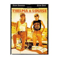 Thelma & Louise (Thelma ve Louise) ( DVD )