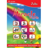 My First Miracle Words: Jobs