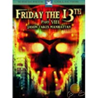 Frıday The 13th 8 (13. Cuma 8) ( DVD )