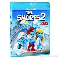 The Smurfs 2 (Şirinler 2) (3D Blu-Ray Disc)