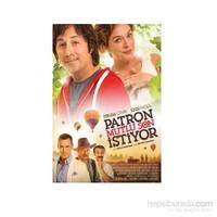 Patron Mutlu Son İstiyor (DVD)