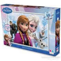 Disney Frozen Puzzle 50 Parça