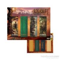 The Hobbit Magnetic Bookmark Set B Hobbit Kitap Ayracı