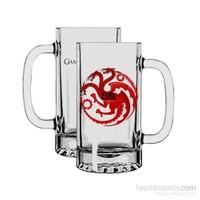 Game Of Thrones Targaryen Crystal Stein Bardak