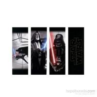 Star Wars Magnetic Bookmark Set B Star Wars Kitap Ayracı