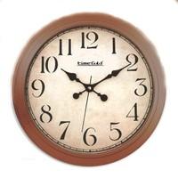 Time Gold Akasya Duvar Saati-46cm TG190EX