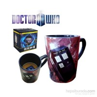 Doctor Who: Large Hidden 3D Tardis Mug Bardak