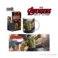 Avengers: Age Of Ultron Hulk Mug Kupa Bardak