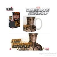 Guardians Of The Galaxy Groot Mug Kupa Bardak