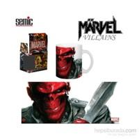 Marvel: Villains Red Skull Ceramic Mug Kupa Bardak
