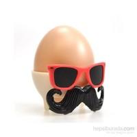 Bıyıklı Asi Yumurta Kabı