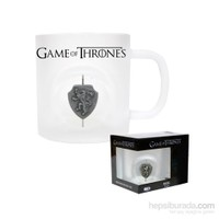 Game Of Thrones 3D Rotating Lannister Logo Crystal Mug Bardak