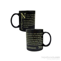 Game Of Thrones Night's Watch Oath Mug Bardak