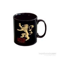Game Of Thrones Lannister Black Hear Me Roar Mug Bardak