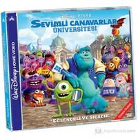 Sevimli Canavarlar Üniversitesi (Monsters University) (VCD)