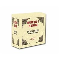 30 Vcd'li Kur'an-ı Kerim Box Set - Kani Karaca