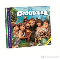 Crood'lar (Croods) (VCD)