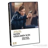 007 James Bond - For Your Eyes Only - Senin Gözlerin İçin (SERİ 12) ( DVD )