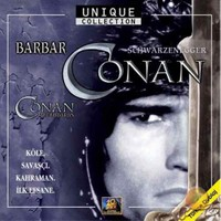 Barbar Conan (Conan The Barbarıan) ( VCD )
