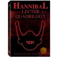 Hannibal Quadrilogy (4 Disc)