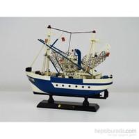 Cosiness Ahşap El Yapımı Gemi Maketi