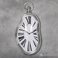 Pratica Eriyen Duvar Saati - Melting Wall Clock