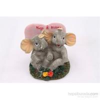 Yavru Filler Figürlü Biblo