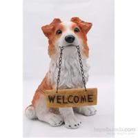 Köpek Figürlü Biblo
