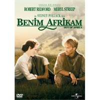 Out Of Africa (Benim Afrikam) ( DVD )