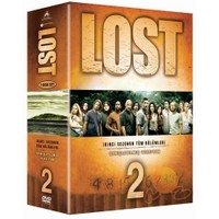 Lost Season 2 (Lost Sezon 2) (7 Disc)