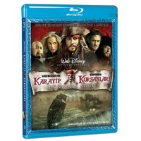Pirates Of The Caribbean: At World's End (Karayip Korsanları: Dünyanın Sonu) (Blu-Ray Disc)