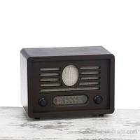 Mukko Home Nostaljik Radyo - Kahverengi