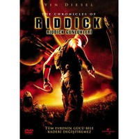 The Chronicles Of Riddick (Riddick Günlükleri) ( DVD )