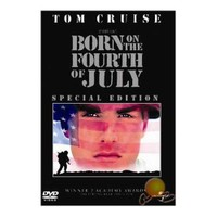Born Of The Fourth Of July (Doğum Günü 4 Temmuz) ( DVD )