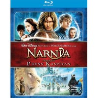 Chronicles Of Narnia: Prince Caspian (Narnia Günlükleri: Prens Kaspiyan) (Blu-Ray Disc)