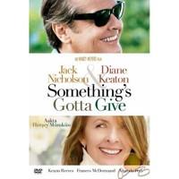 Something's Gotta Give (Aşkta Herşey Mümkün) ( DVD )