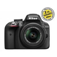 Nikon D3300 18-55mm Dijital SLR Fotoğraf Makinesi