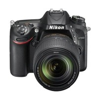 Nikon D7200+18-140Mm Vr Lens Kit Slr Dijital Fotoğraf Makinesi (İthalatçı Garantili)
