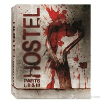 Hostel Box Set (Otel Özel Set) (3 Disc)