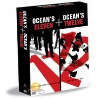 Ocean's Eleven + Ocean's Twelve DVD Box Set ( DVD )
