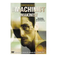 The Machinist (Makinist) ( DVD )