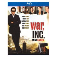 War Inc / Mind Games (Blu-Ray Disc)
